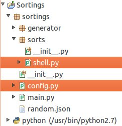 Import a file from another directory of the project | Python