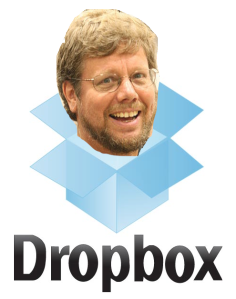 Guido leaves Google for Dropbox